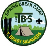 2013 Spring Break Camp!