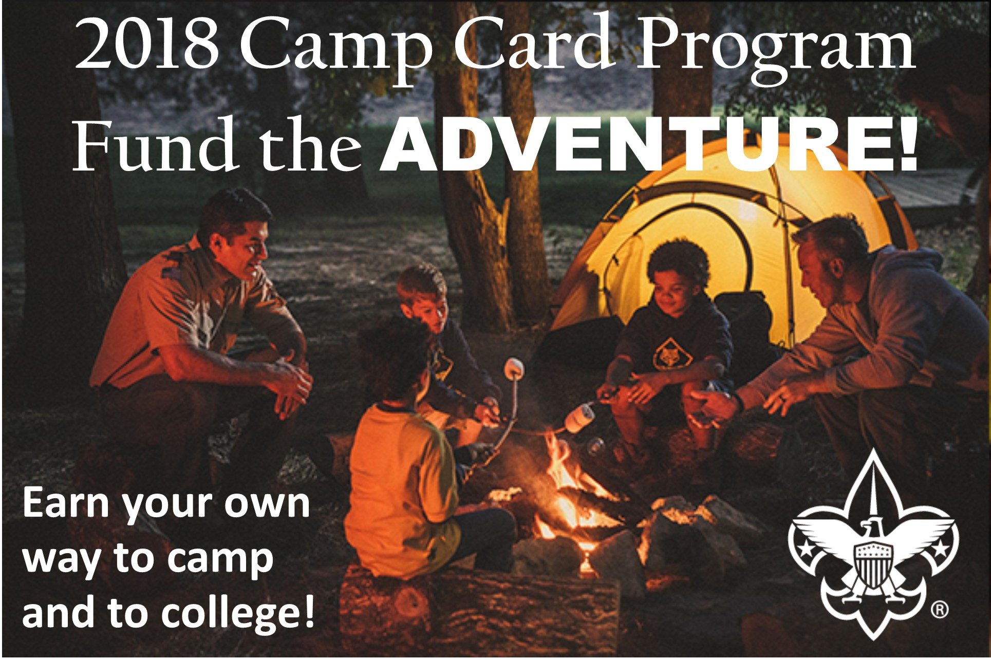 Camp Card pic