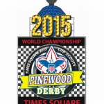 World Championship Pinewood Derby