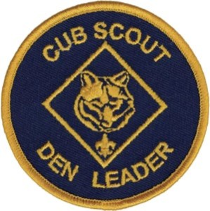 den leader patch