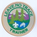 Leave No Trace Trainer Course
