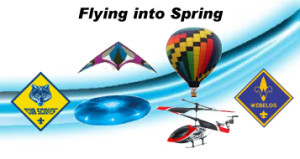 Fun With Son - Flying Into Spring