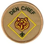Den Chief Training Has Been Canceled