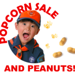 It's Popcorn & Peanut Time!