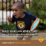 Lion Cub Program for Kindergarteners