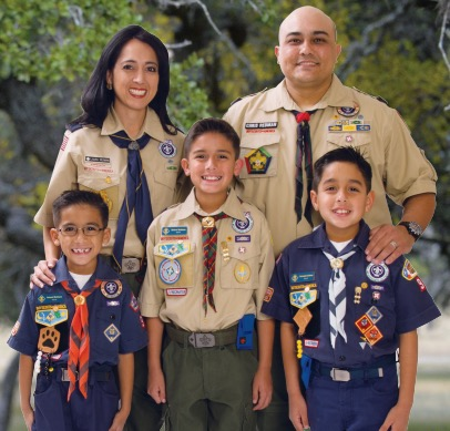 Making Scouting Accessible for Families - July 25th