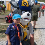 Cub Scout Jamboree Visitor Pass