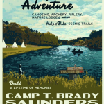 Back to Brady Alumni Event October 26th, Cub Adventure Camp!