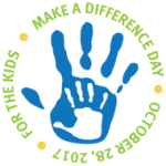 Make a Difference Day - October 28th!