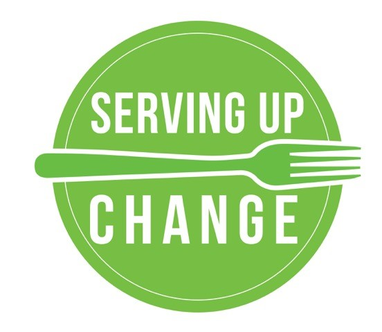 serving up change green