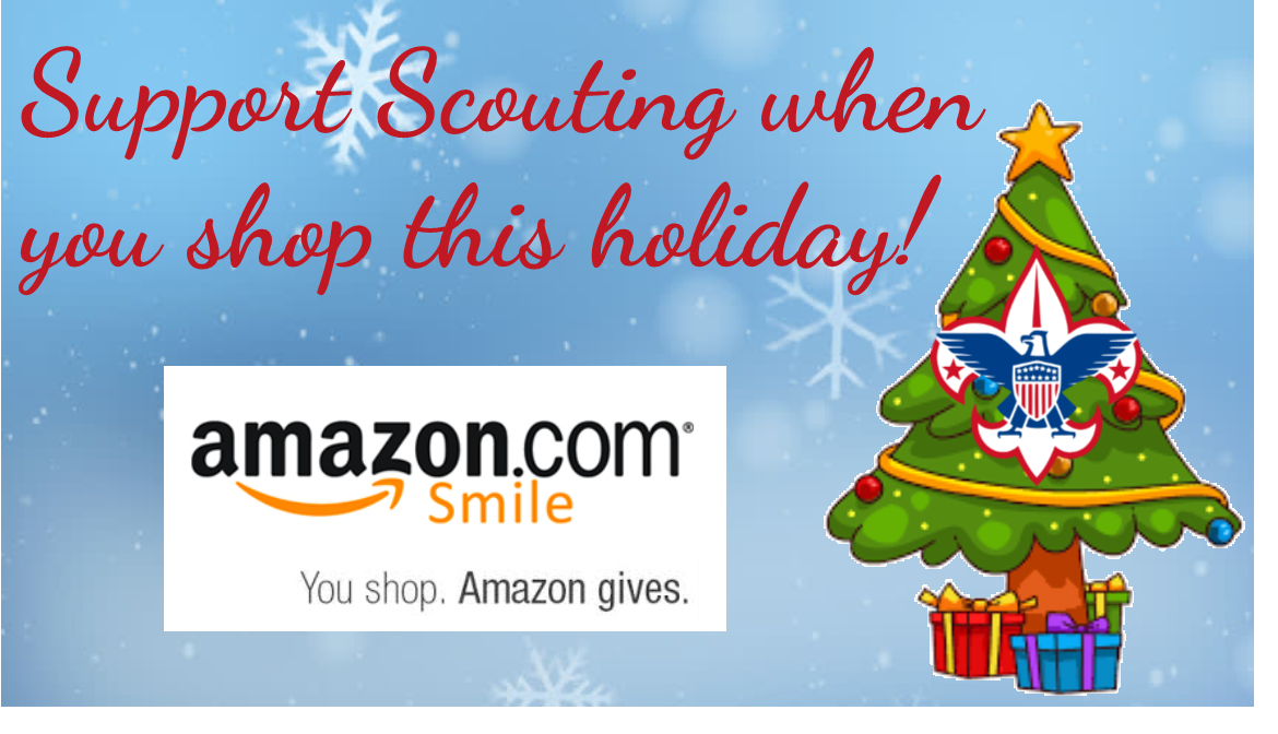 Use amazonsmile when shopping this holiday m4hsunfo