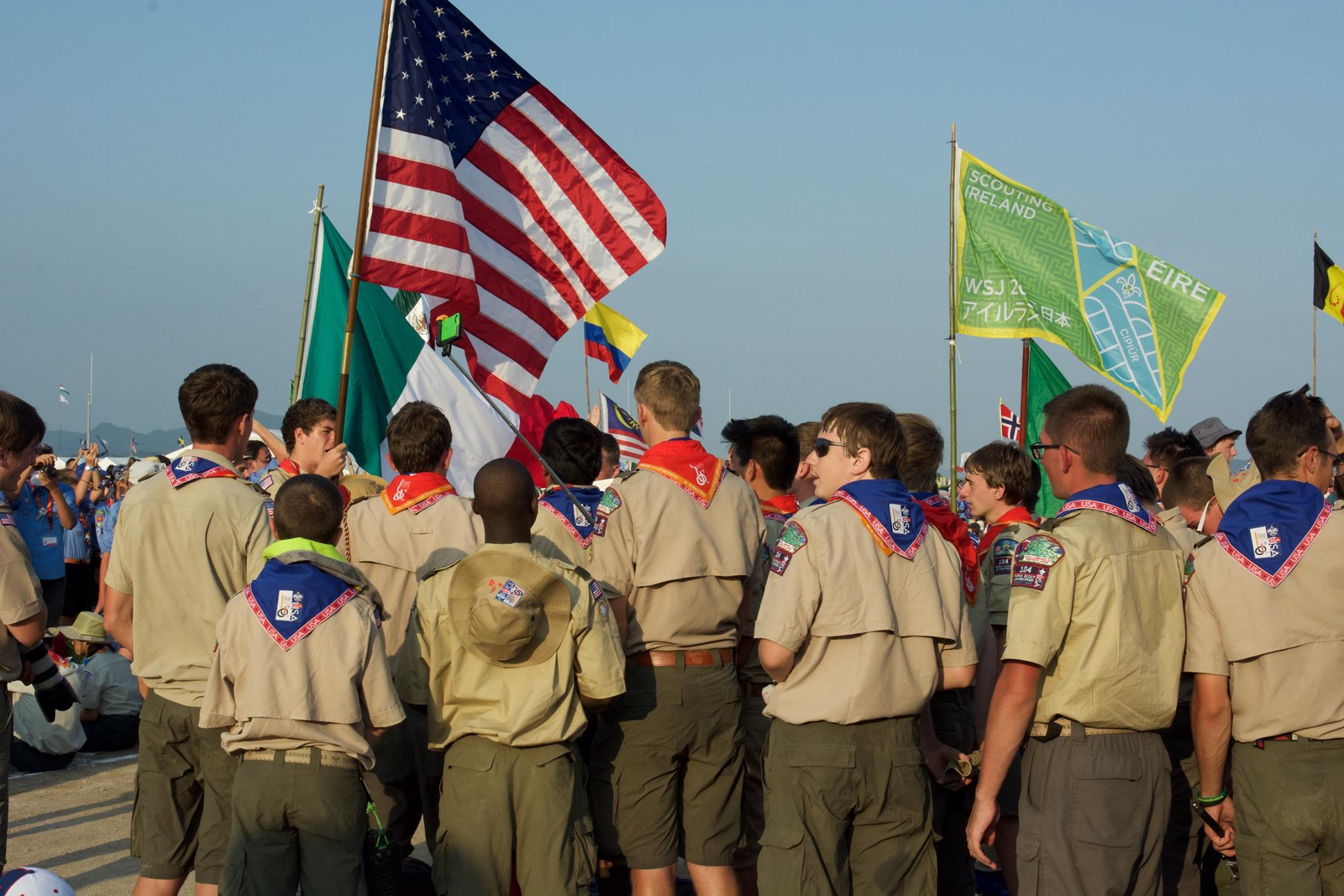 2019 World Scout Jamboree!