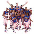Harlem Globetrotters at The Richmond Coliseum