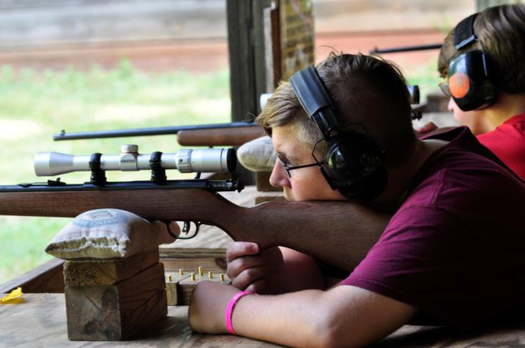 Firearms Instructor Training - Heart of Virginia Council, BSA